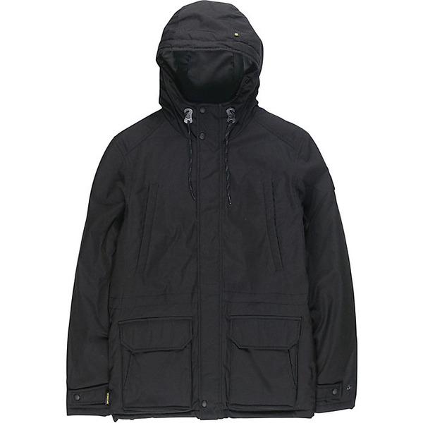 エレメント メンズ ジャケット&ブルゾン アウター Element Men's Valdez Jacket flint black