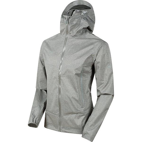 マムート メンズ ジャケット&ブルゾン アウター Mammut Men's Masao Light Hardshell Hooded Jacket Granit