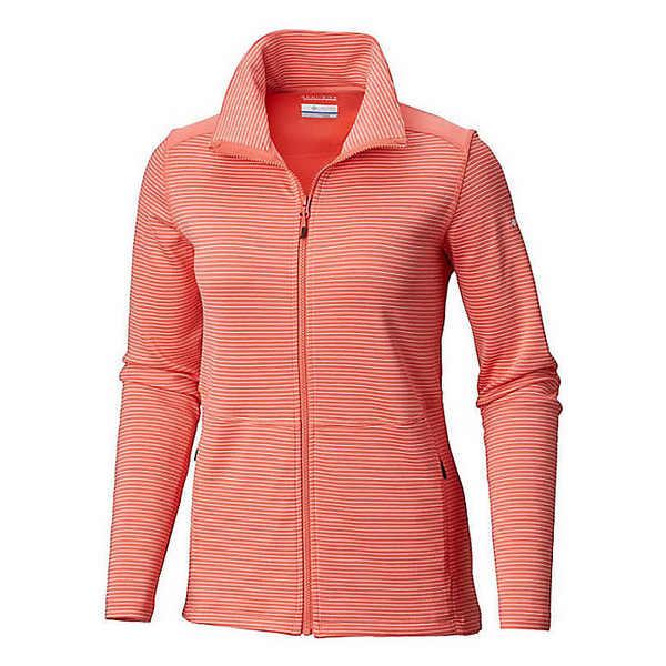 コロンビア レディース ジャケット&ブルゾン アウター Columbia Women's Bryce Canyon Full Zip Jacket Melonade Stripe
