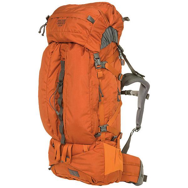 ミステリーランチ メンズ バックパック・リュックサック バッグ Mystery Ranch Men's Glacier Backpack Adobe
