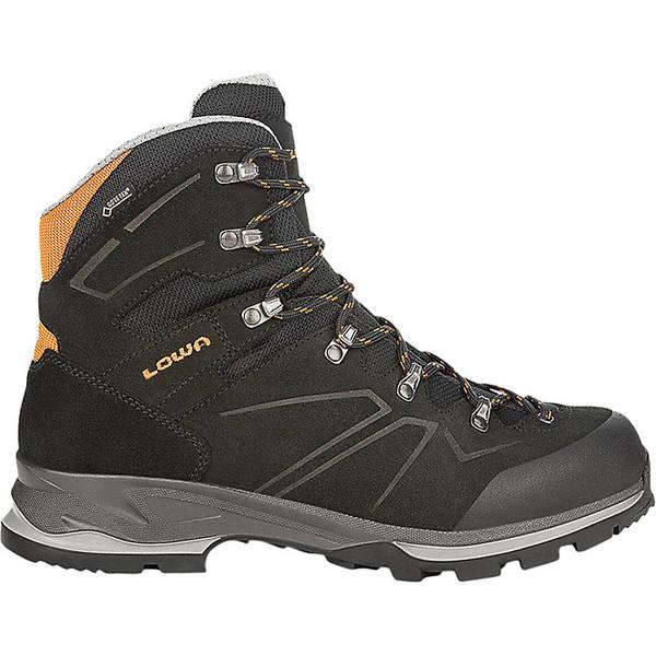 ロワブーツ メンズ ハイキング スポーツ Lowa Men's Baldo GTX Boot Black / Orange