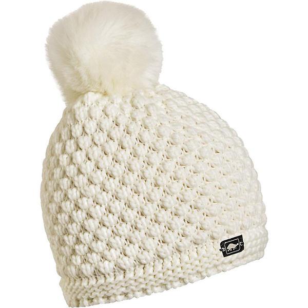 タートルファー レディース 帽子 アクセサリー Turtle Fur Women's Snowfall Hat White