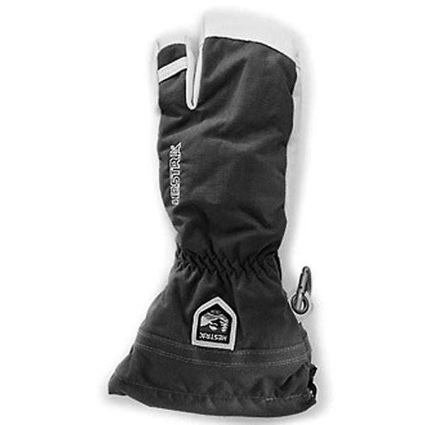 ヘストラ レディース 手袋 アクセサリー Hestra Army Leather Heli Ski 3-Finger Glove Grey