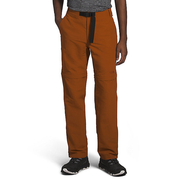 ノースフェイス メンズ ハイキング スポーツ The North Face Men's Paramount Trail Convertible Pant Caramel Cafe