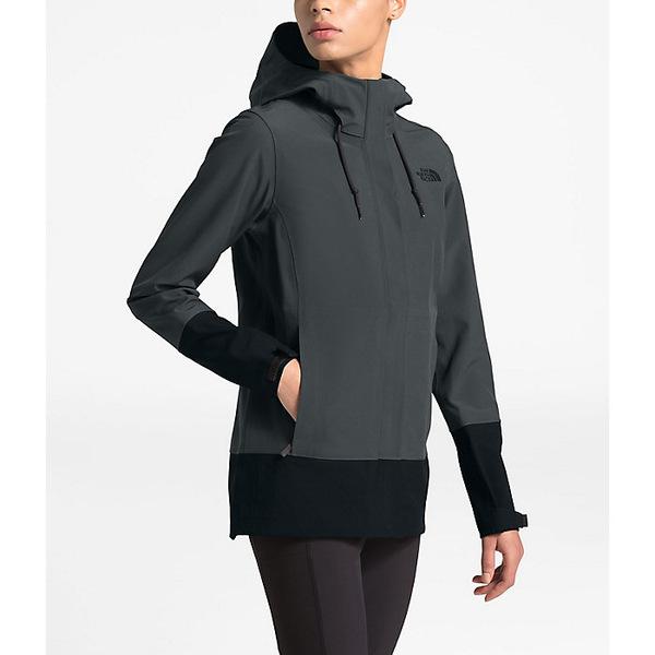 ノースフェイス レディース ジャケット&ブルゾン アウター The North Face Women's Apex Flex DryVent Jacket Asphalt Grey / TNF Black