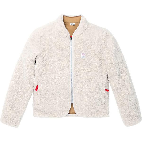 トポ・デザイン レディース ジャケット&ブルゾン アウター Topo Designs Women's Sherpa Jacket Natural / Khaki