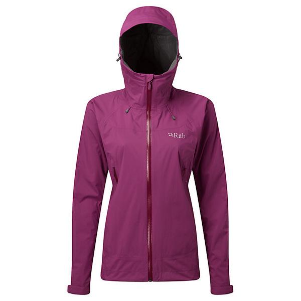 ラブ レディース ジャケット&ブルゾン アウター Rab Women's Downpour Plus Jacket Violet
