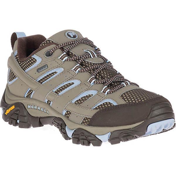 メレル レディース ハイキング スポーツ Merrell Women's MOAB 2 Gore-Tex Shoe Brindle