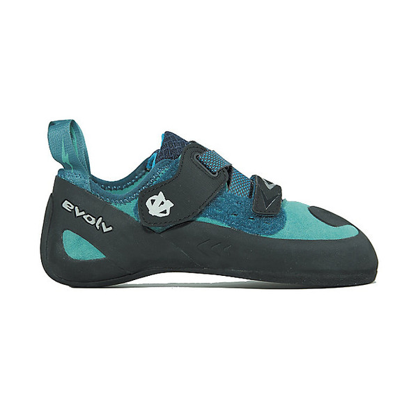 エボルブ レディース サイクリング スポーツ Evolv Women's Kira Climbing Shoe Teal