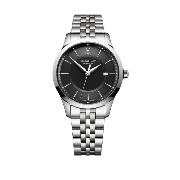 ビクトリノックス レディース 腕時計 アクセサリー Alliance Stainless Steel Bracelet Watch Silver