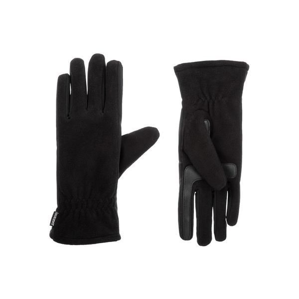 アイソトナー レディース 手袋 アクセサリー smartDRI Stretch-Fleece Gathered Gloves Black