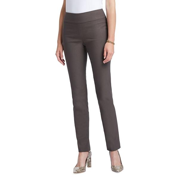 ニックプラスゾーイ レディース カジュアルパンツ ボトムス Savanna Wonderstretch Ankle-Length Pants Dark Truffle