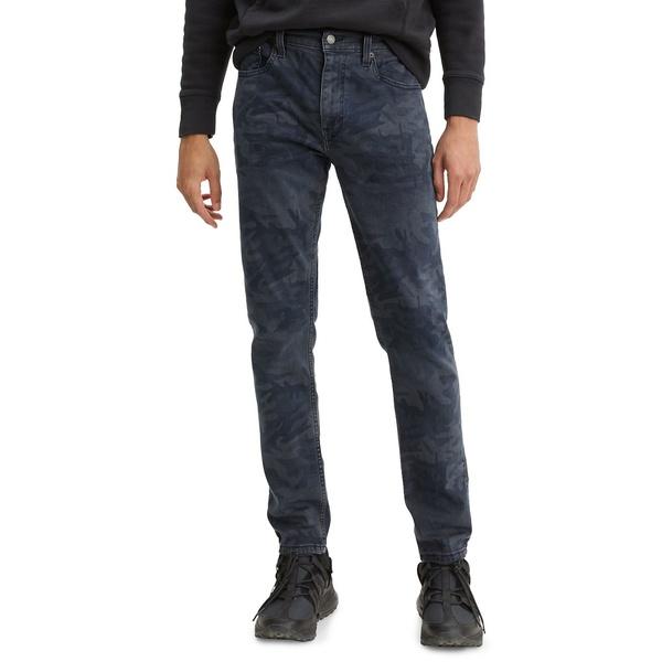 リーバイス メンズ デニムパンツ ボトムス 512 Slim Tapered Jeans Blue Mango