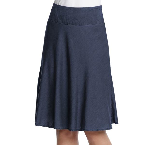 ニックプラスゾーイ レディース スカート ボトムス Denim Summer Fling Flirt Skirt Blue