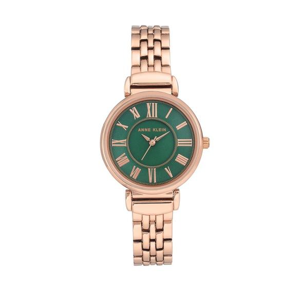 アンクライン レディース 腕時計 アクセサリー Classic Bracelet Watch Rose Gold