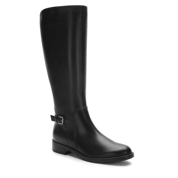 ブロンド レディース ブーツ&レインブーツ シューズ Evie Waterproof Tall Boots Black