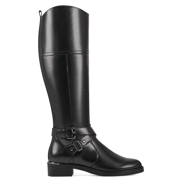 バンドリーノ レディース ブーツ&レインブーツ シューズ Jimani Leather Riding Boots Black
