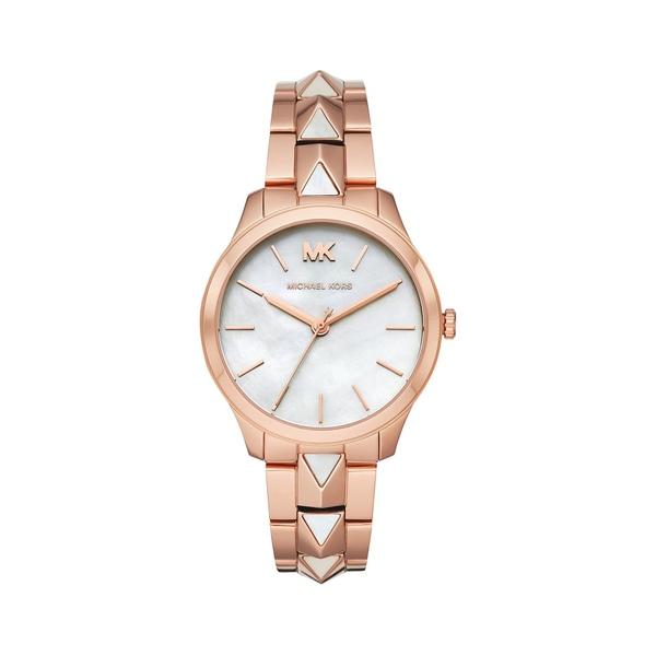 マイケルコース レディース 腕時計 アクセサリー Rose Goldtone Stainless Steel Bracelet Watch Rose Gold