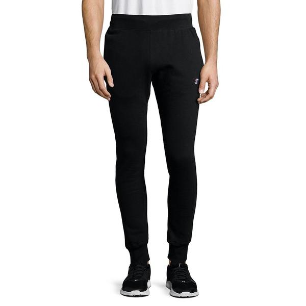 チャンピオン メンズ カジュアルパンツ ボトムス Reverse Weave Jogger Pants Black