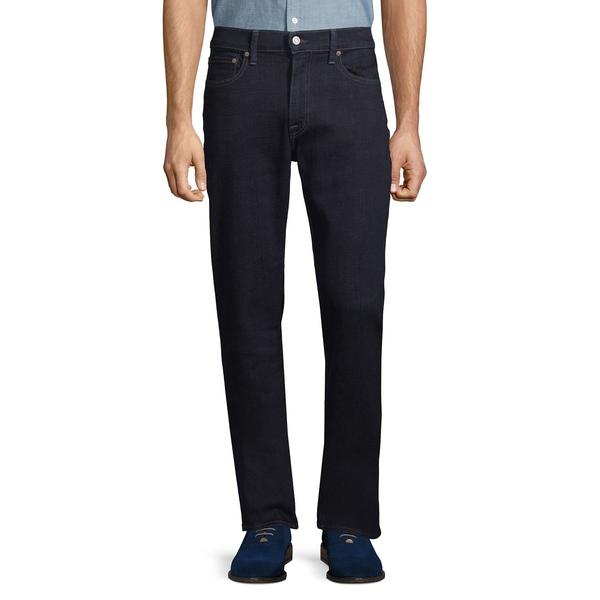 ラッキーブランド メンズ デニムパンツ ボトムス Athletic Fit Jeans Stone Hollow
