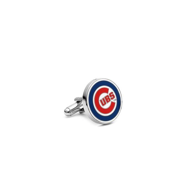 カフリンク メンズ ネクタイ アクセサリー Chicago Cubs Cufflinks Multi