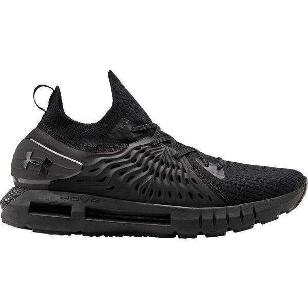 アンダーアーマー メンズ ランニング スポーツ Under Armour Men's HOVR Phantom RN Running Shoes Black/Black