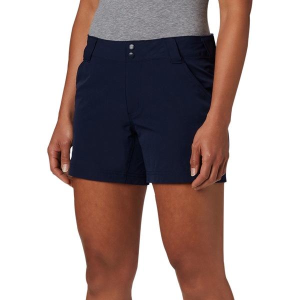 コロンビア レディース カジュアルパンツ ボトムス Columbia Women's Coral Point III Shorts CollegiateNavy