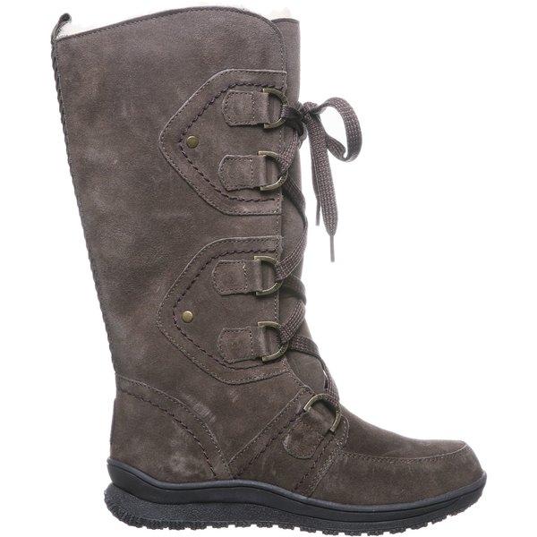 ベアパウ レディース ブーツ&レインブーツ シューズ BEARPAW Women's Justice Winter Boots SealBrown