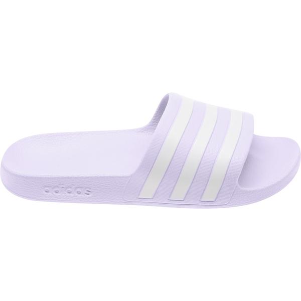 アディダス レディース サンダル シューズ adidas Women's Adilette Aqua Slides Lavender