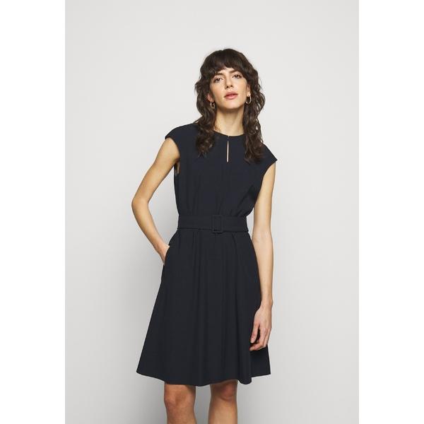 dress TORINO Day - マレーラ トップス - notte blu ワンピース レディース
