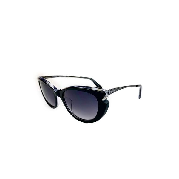 バルマン メンズ アクセサリー サングラス・アイウェア Black Crystal 全商品無料サイズ交換 バルマン メンズ サングラス・アイウェア アクセサリー 53mm Modified Butterfly Sunglasses Black Crystal