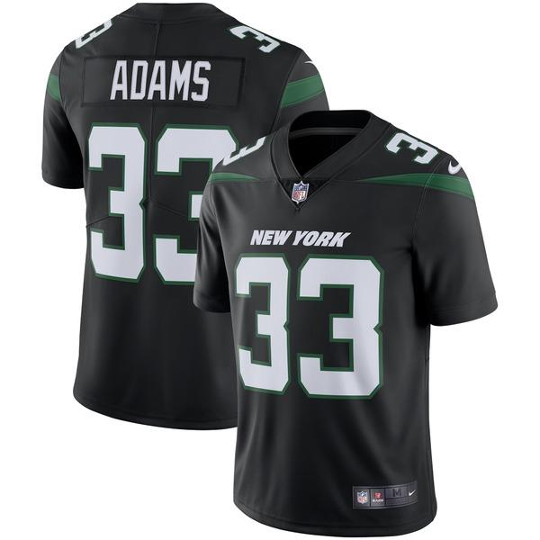 ナイキ メンズ ユニフォーム トップス Jamal Adams New York Jets Nike Vapor Limited Jersey Spotlight White