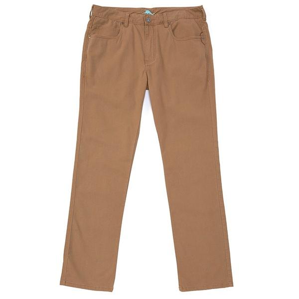 トッミーバハマ メンズ カジュアルパンツ ボトムス Key Isles 5-Pocket Stretch Flat Front Pants British Bourbon