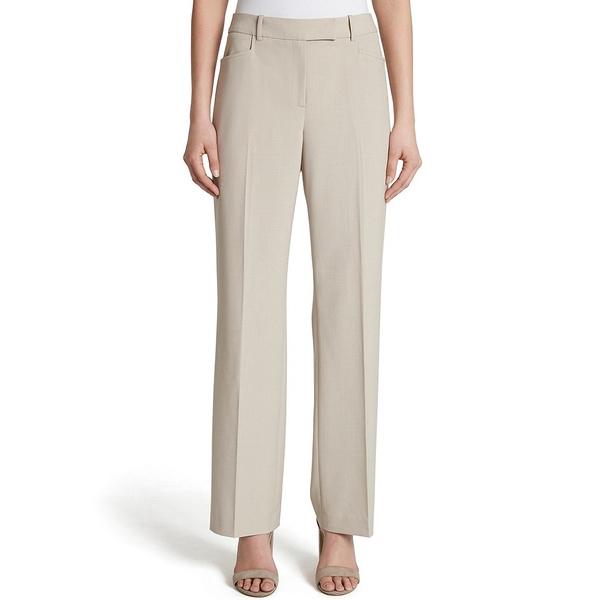 タハリエーエスエル レディース カジュアルパンツ ボトムス Bi-Stretch Trouser Pant Tan