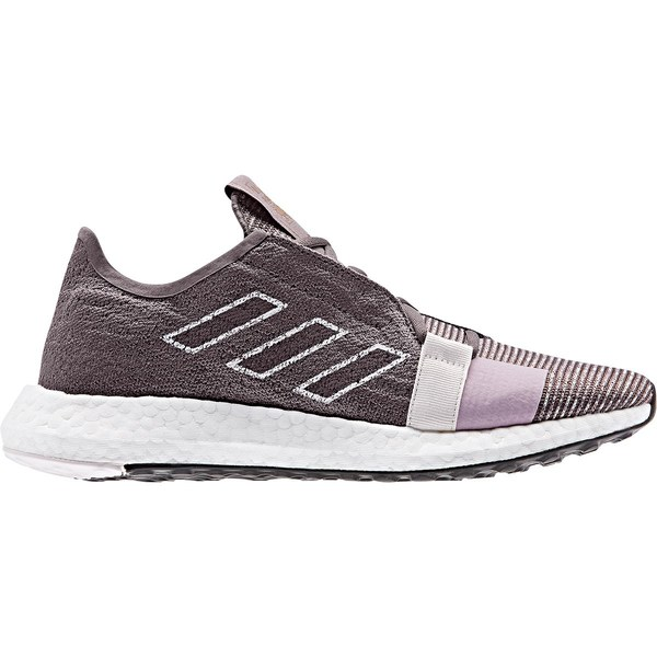 アディダス レディース ランニング スポーツ SenseBoost Go Running Shoe - Women's Vis-Shadow/Soft-vis/Orcid Tin