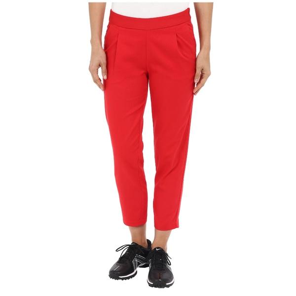 ナイキ レディース カジュアルパンツ ボトムス Majors Solid Pants University Red/University Red