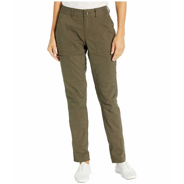 マウンテンハードウェア レディース カジュアルパンツ ボトムス Hardwear AP Pants Ridgeline