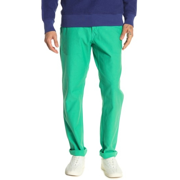 サタデイズニューヨーク メンズ カジュアルパンツ ボトムス Field Pants SEAFOAM GREAN