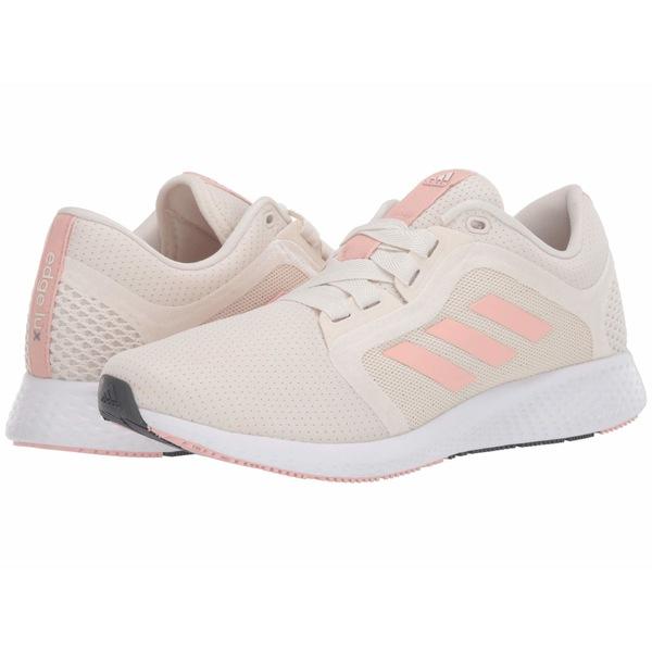 アディダス レディース スニーカー シューズ Edge Lux 4 Chalk White/Copper Metallic/Footwear White