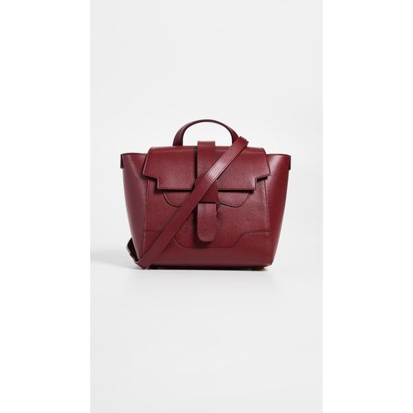 センレーブ レディース ショルダーバッグ バッグ The Mini Maestra Bag Merlot