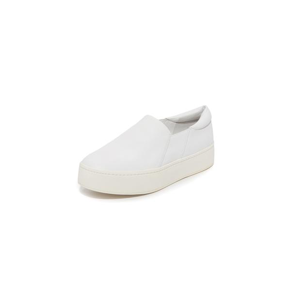 ヴィンス レディース スニーカー シューズ Warren Platform Sneakers Plaster