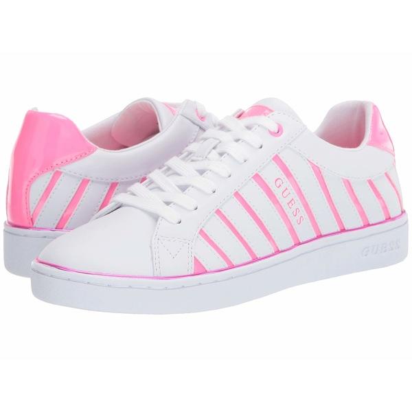 ゲス レディース スニーカー シューズ Bolier Pink