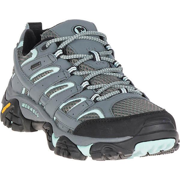メレル レディース ハイキング スポーツ Merrell Women's MOAB 2 Gore-Tex Shoe Sedona Sage