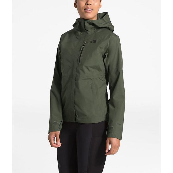 ノースフェイス レディース ジャケット&ブルゾン アウター The North Face Women's Dryzzle Jacket New Taupe Green