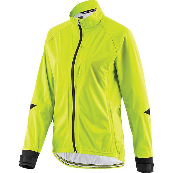 イルスガーナー レディース ジャケット&ブルゾン アウター Louis Garneau Women's Commit Waterproof Jacket Bright Yellow