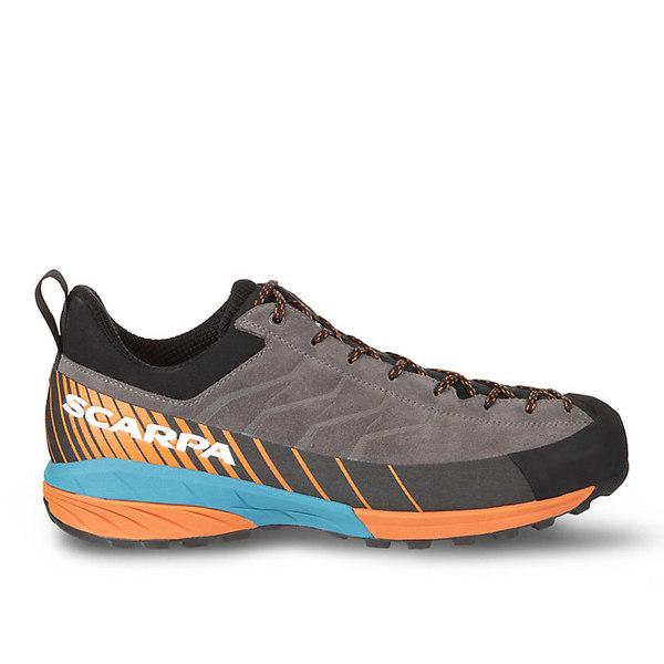 スカルパ メンズ ハイキング スポーツ Scarpa Men's Mescalito Shoe Titanium/Tonic