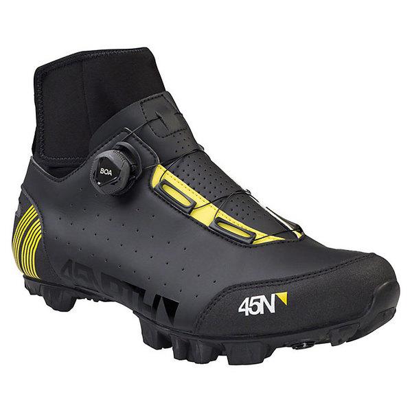 45ノース メンズ サイクリング スポーツ 45NRTH Men's Ragnarok MTN 2-Bolt Cycling Boot Black Reflective