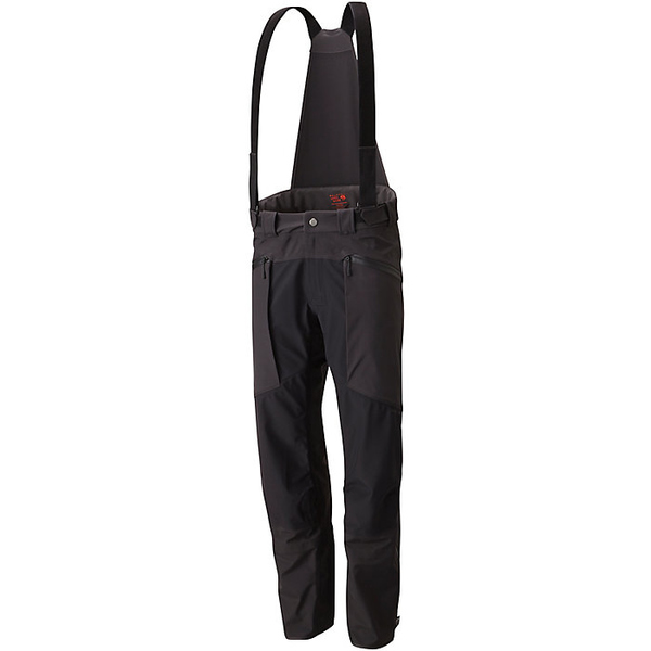 マウンテンハードウェア メンズ ハイキング スポーツ Mountain Hardwear Men's BoundarySeeker Pant Black