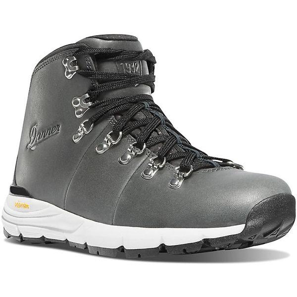 ダナー レディース ハイキング スポーツ Danner Women's Mountain 600 Full Grain 4.5IN Boot Grey