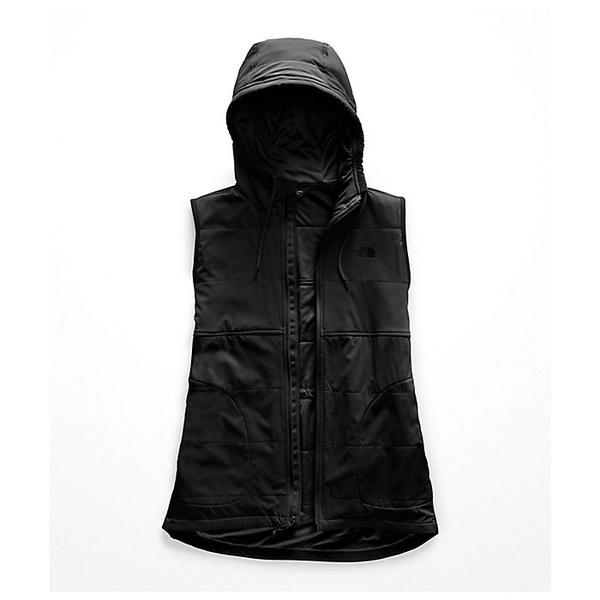 ノースフェイス レディース ジャケット&ブルゾン アウター The North Face Women's Mountain Sweatshirt Vest TNF Black